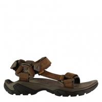 Sandale Teva Terra Fi 5 din piele pentru Barbat maro