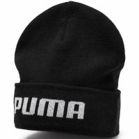 Caciula Beanie Puma Mid Fit Cat negru 021708 01