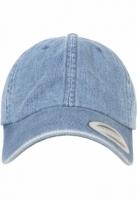 Sepci Low Profile Denim albastru Flexfit