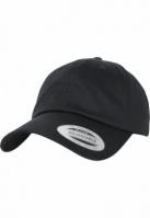 Sepci Low Profile Organic bumbac negru Flexfit