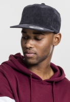 Sepci rap Snapback Premium Corduroy bleumarin Flexfit
