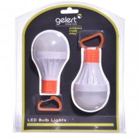 Set 2 Gelert LED Bulb