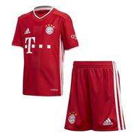 Set adidas Bayern Munich Acasa 2020 2021