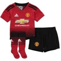 Set adidas Manchester United Acasa 2018 2019