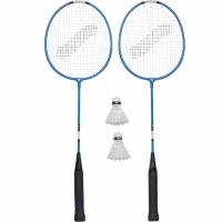 Set Badminton Stiga Hobby HS 2 Rockets Ailerons Barbat