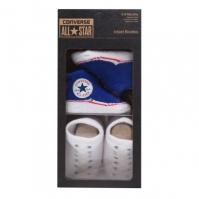 Set cadou botosei bebelusi Converse Chuck Taylor All Star albastru