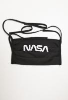 Set de 2 Masca fashion protectie NASA negru Mister Tee