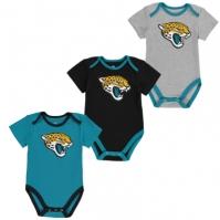 Set de 3 NFL Bodysuit pentru baieti pentru Bebelusi