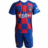 Set fotbal Replica Griezmann Barcelona visiniu 201920 Copil