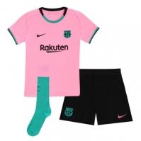 Set Nike Barcelona Third 2020 2021 roz