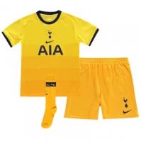 Set Nike Tottenham Hotspur Third 2020 2021 galben