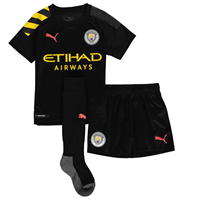 Set Puma Manchester City Away 2019 2020