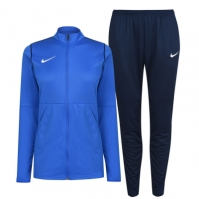 Set Treninguri Nike Park 20 pentru Dama albastru alb