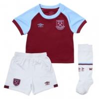 Set Umbro West Ham United Acasa 2020 2021 visiniu albastru