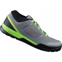 Shimano GR700 Flat MTB Shoe gri verde