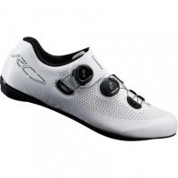 Shimano RC7 SPD-SL Carbon Road Shoe alb