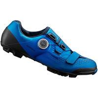 Shimano XC5 MTB Shoe albastru