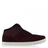 Skate Shoes Airwalk Breaker Mid pentru Barbat rosu burgundy