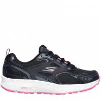 Skechers Consistent dama negru roz