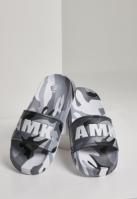 Soldier AMK Slides gri-camuflaj