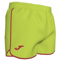 Costum de Inot Joma Short Lime-rosu