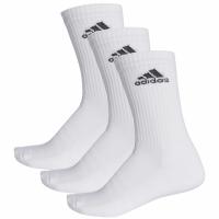 Sosete Adidas 3S Performance NS HC 3 Pairs alb AA2297