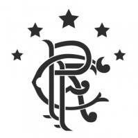 Sosete Castore Rangers Acasa Portar 2020 2021 alb