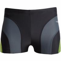 Pantaloni de inot AQUA-SPEED SASHA negru / gri verde 138/421