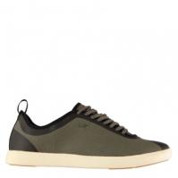 Tenisi din Panza Boxfresh Wieland Shoes pentru Barbat kaki
