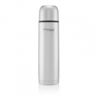 Thermos Cafe Stainless Steel 1 Litre Flask gri