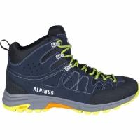 Trekking Shoes Alpinus Tromso High Tactical bleumarin GR43332
