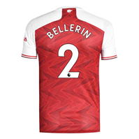 Tricou Acasa adidas Arsenal Hector Bellerin 2020 2021 rosu