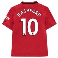 Tricou Acasa adidas Manchester United Marcus Rashford 2019 2020 pentru Copil