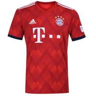 Tricou Acasa adidas FC Bayern Munich 2018/19 pentru Barbat