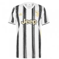 Tricou Acasa adidas Juventus 2020 2021 alb negru