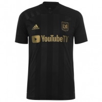 Tricou Acasa adidas Los Angeles FC 2020 negru auriu