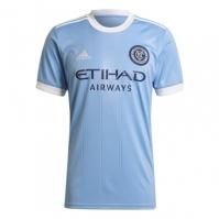 Tricou Acasa adidas New York City 2021 albastru