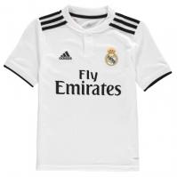 Tricou Acasa adidas Real Madrid 2018 2019 pentru Copil