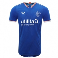 Tricou Acasa Castore Rangers 2020 2021 pentru Copil albastru