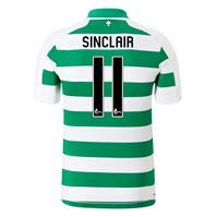Tricou Acasa New Balance Celtic Scott Sinclair 2019 2020 pentru Copil