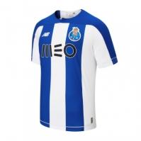 Tricou Acasa New Balance FC Porto 2019 2020 albastru alb