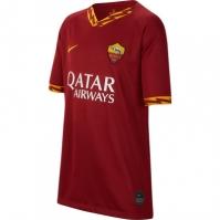 Tricou Acasa Nike AS Roma 2019 2020 pentru Copil