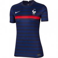 Tricou Acasa Nike Franta 2020 pentru Dama albastru