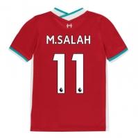 Tricou Acasa Nike Liverpool Acasa Mohamed Salah 2020 2021 pentru Copil