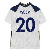 Tricou Acasa Nike Tottenham Hotspur Dele Alli 2020 2021 pentru Copil alb