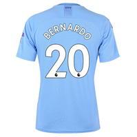 Tricou Acasa Puma Manchester City Bernardo Silva 2019 2020