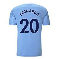 Tricou Acasa Puma Manchester City Bernardo Silva 2020 2021