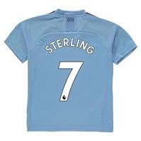Tricou Acasa Puma Manchester City Raheem Sterling 2019 2020 pentru Copil