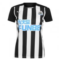Tricou Acasa Puma Newcastle United 2020 2021 pentru Dama negru alb
