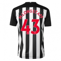 Tricou Acasa Puma Newcastle United Matty Longstaff 2020 2021 negru alb